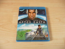 Blu Ray After Earth - Will Smith & Jaden Smith - 2013