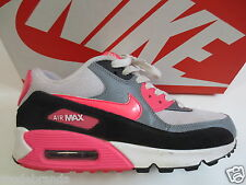 Nike wmns Air Max 90 cortos 38,5 24,5 White Hyper Pink Grey Black Top/z67