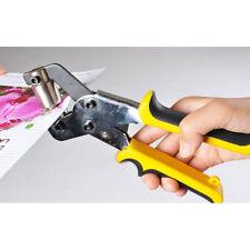 HOT Mini Hand Press Grommet Punching Tool Eyelet Puncher for Eyelet #4 (10.5mm)