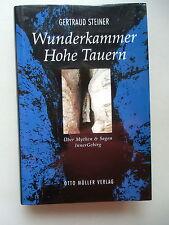 Wunderkammer Hohe Tauern Über Mythen & Sagen InnerGebirg 1993