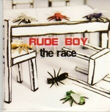(AZ827) The Race, Rude Boy - DJ CD