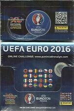 BOX ADRENALYN XL PANINI UEFA EURO 2016 50 BUSTINE PACKET