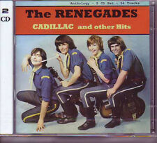 THE RENEGADES - Cadillac and other Hits 2 CDs 54 Tracks
