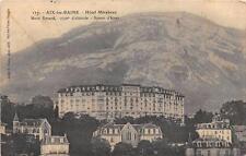 CPA 73 AIX LES BAINS HOTEL MIRABEAU