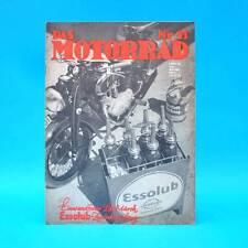 Das Motorrad | Heft 41 | 08.10.1938 | Großer Preis Polen Beiwagenfahrtechnik