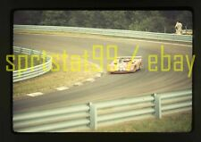 1972 Mario Andretti #85 Ferrari 312 @ Watkins Glen 6 Hours - Vtg 35mm Race Slide