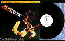 STEVE MILLER BAND-Fly Like An Eagle-Near Mint Mobile Fidelity Album-MFSL 1-021