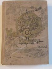 1892 THE GUIDE TO CHICAGO & THE WORLD'S COLUMBIAN EXPOSITION BOOK - TUB CB