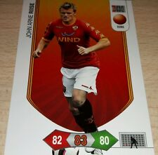 CARD ADRENALYN CALCIATORI PANINI ROMA RIISE CALCIO FOOTBALL SOCCER