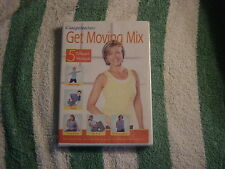 Weight Watchers' - Get Moving Mix (DVD, 2006) Five Different Workouts   NEW