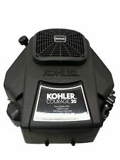 "SV710-0010 20HP Kohler Courage Vertical Engine 1""X3-5/32"" 15 Amp Alternator ES"