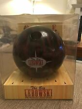 THE BIG LEBOWSKI 10th ANNIVERSARY LIMITED EDITION BOWLING BALL 2DISC DVD