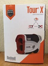 Bushnell Golf Tour X Laser Rangefinder Jolt Technology EUC