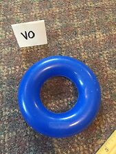 Fisher Price Brilliant Basics Rock A Stack Replacement Stacking Ring Blue GUC