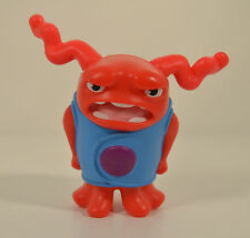 """2015 Shaking Mad Oh Red Alien Boov 3"""" McDonald's #2 Movie Action Figure Home"""