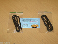 2x Rear Parcel Shelf String  - Mazda 2 DE (2007-2015) Hatchback Models PAIR
