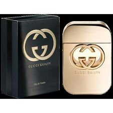 GUCCI GUILTY BY GUCCI *WOMEN'S PERFUME* 2.5 OZ EDT SPRAY*NEW IN SEALED BOX*