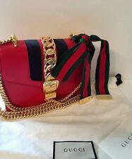 $ 1980 Gucci Sylvie Mini Chain Bag NWT