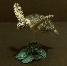 Yujin (Like Kaiyodo Takara) Green SeaTurtle SP Replica PVC Figure Model