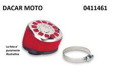 0411461 RED FILTER E14 MALOSSI Ø 38 inclinato 30° PHBL 22
