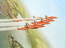 The Red Arrows by Gerald Coulson