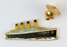 PINS BATEAU NAVIRE BOAT PAQUEBOT RMS TITANIC EMAIL GRAND FEU
