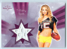 "TIFFANY TOTH ""SWATCH CARD"" BENCHWARMER SIGNATURE SERIES 2015"