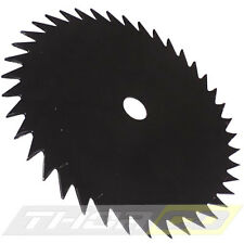 """BRUSH CUTTER BLADE STRIMMER METAL DISC 254mm 25.4mm BORE PETROL 40 TOOTH 10"""""""