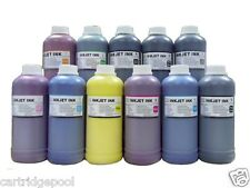 11x500ml Pigment refill ink for Epson Wide-format Printer Stylus Pro 7900 9900