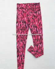 55% OFF! AUTH FOREVER 21 ABSTRACT PRINT WORKOUT ANKLE LEGGINGS SMALL BNEW $17.90