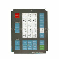 New Fanuc A98L-0001-0518#T Membrane Keysheet Keypad Keyboard Repair Part