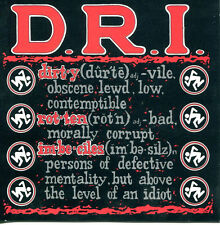 D.R.I. - Definition CD Dirty Rotten Imbeciles DRI CD