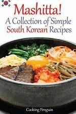 Mashitta! A Collection of Simple South Korean Recipes (Black & White), Penguin,