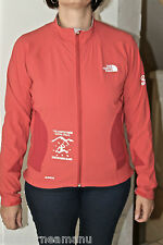 veste technique zip orange ultra trail du Mont Blanc THE NORTH FACE apex T M/M