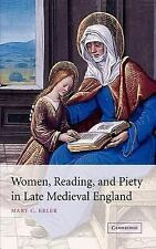 Cambridge Studies in Medieval Literature: Women, Reading, and Piety in Late...