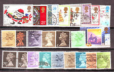 Britain (UK)-50 Diff. Used Good Condition Stamps #F10