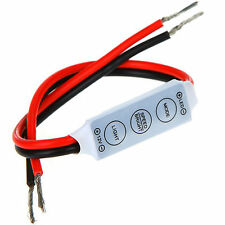 Nuevo LED Dimmer Controller 12V Switch ON/OFF LED Strip Light Dimmer Conteroller