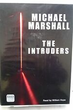 The Intruders by Michael Marshall: Unabridged Cassette Audiobook (O3)