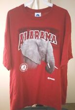 Alabama Crimson Tide NCAA Nike Crimson Alabama Crimson Tide XL T-Shirt