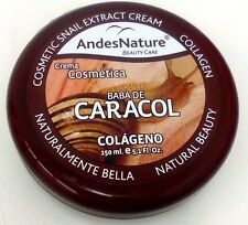 Andes Nature Cosmetic Snail Extract Cream 5.2 oz