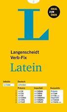 LANGENSCHEIDT VERB-FIX LATEIN - VERB-FIX