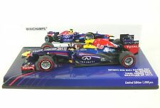 Red Bull Renault RB9 No.2 Final GP Brazil 2013 (Mark Webber)