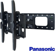 Corner Full-Motion TV Wall Mount 40 42 50 52 55 60 Inch Panasonic LCD LED HDTV