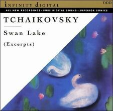 Excerpts from Swan Lake The Georgian Festival Orchestra MUSIC CD