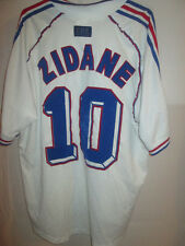 France 1998 Zidane 10 away football shirt taille XL / 33142