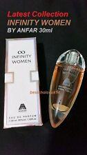 """Infinity """"Perfume de mujer árabe Eau de Parfum 30ml nueva colección de fragancia"""