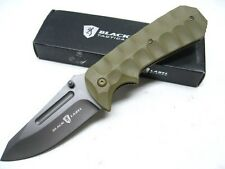 BROWNING Black Label Coyote Tan UNLEASHED Assisted Straight Folding Knife! 175BL