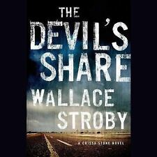 The Devil's Share  Crissa Stone Novels, Book 4