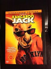 Kangaroo Jack  DVD Anthony Anderson, Jerry OConnell, Estella Warren, Christopher