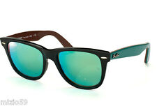SUNGLASSES  RAY BAN 2140 1175/19 Large Size 54-18 ORIGINAL WAYFARER 117519 NEW